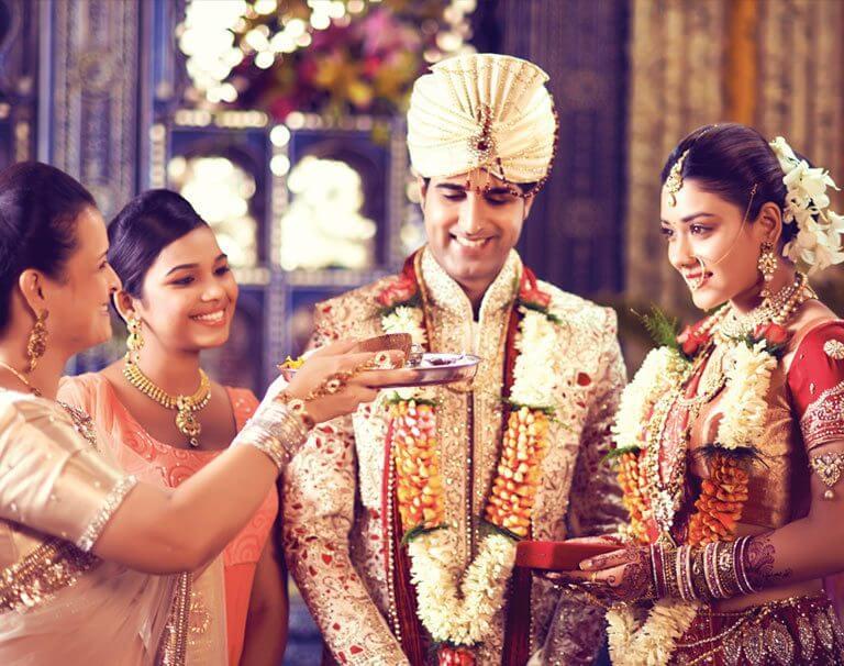 sindhi wedding Rituals