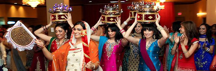 Punjabi jago Ritual