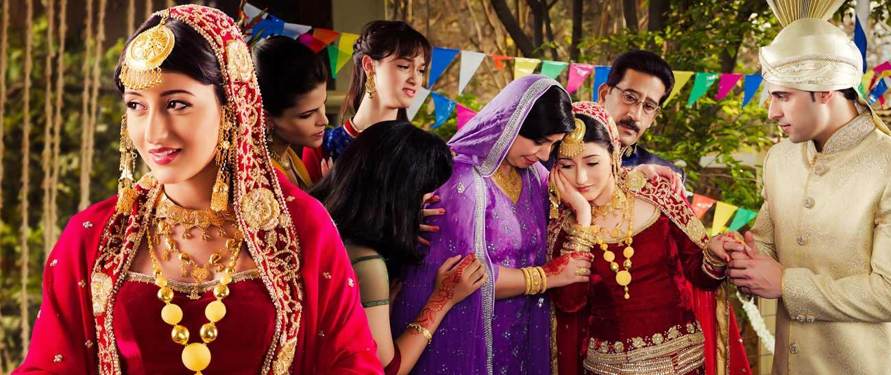 kashmiri wedding jewellry