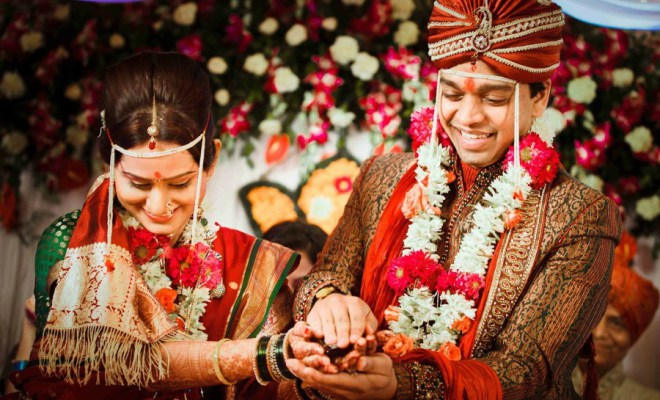 Marathi wedding rituals