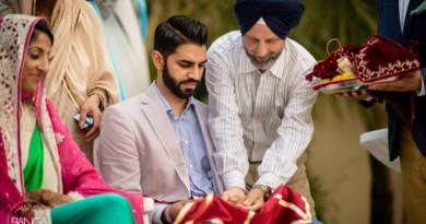 Roka Ceremony
