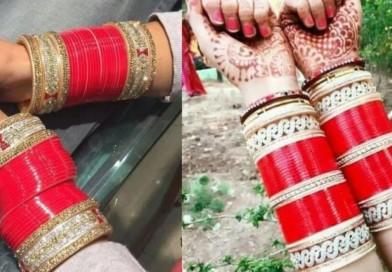 punjabi chora | punjabi bridal chura with kalire