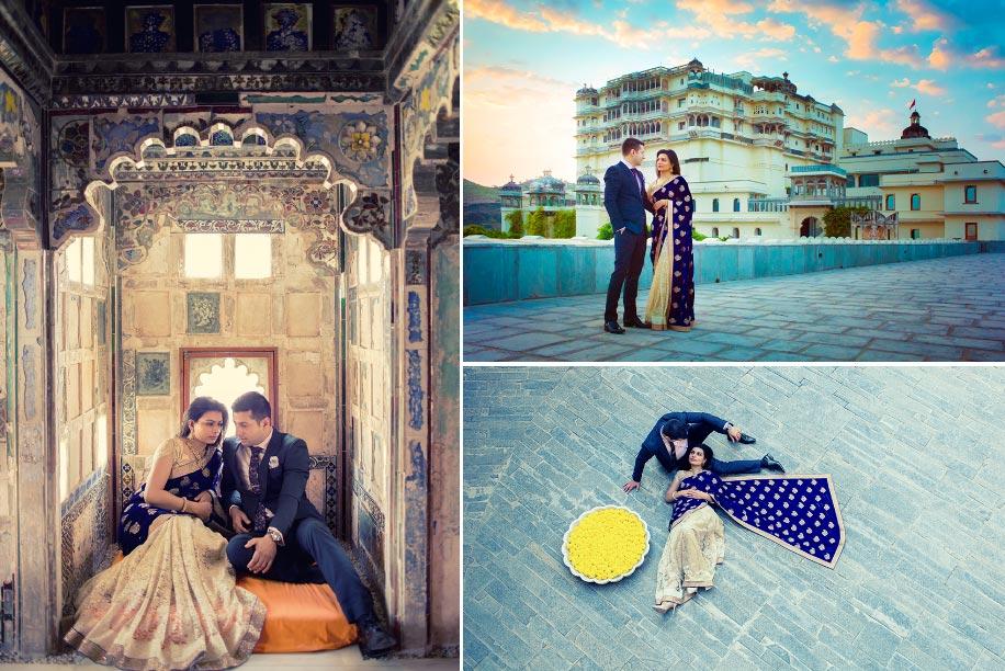 Pre Wedding Photoshoot location udaipur