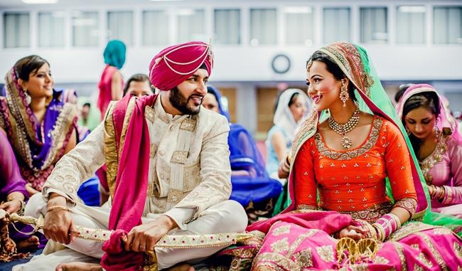 Punjabi Wedding traditions