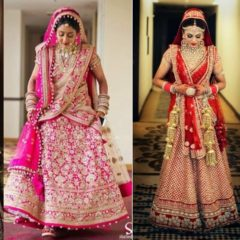 Bridal Lehnga Designs
