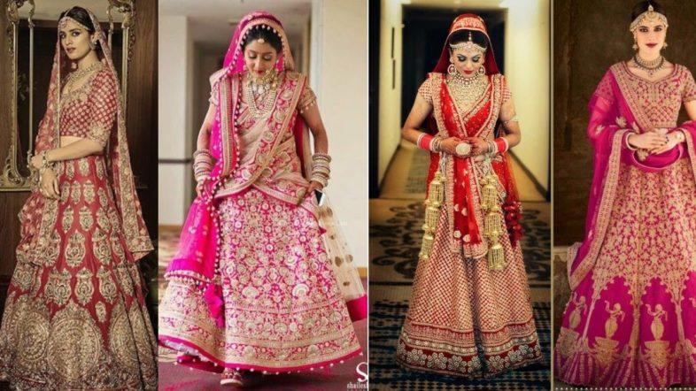 Bridal Lehnga Designs